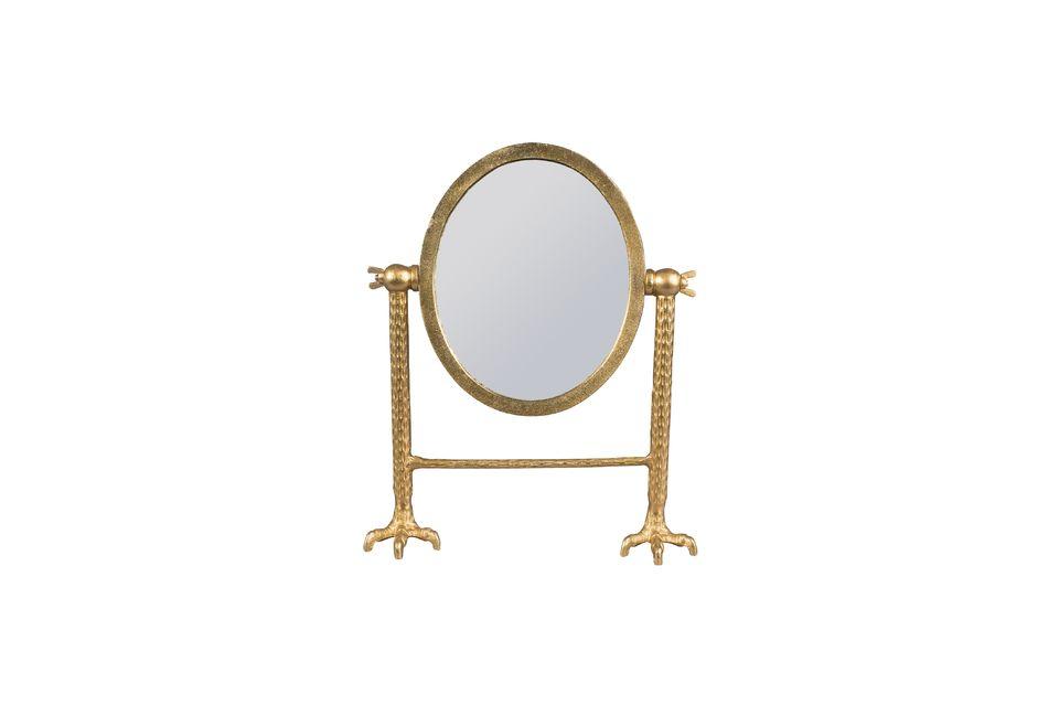 Espejo de latón Falcon - 5