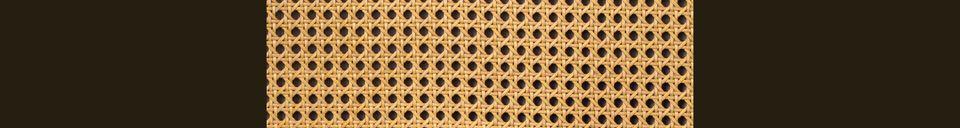 Descriptivo Materiales  Espejo Langres tamaño M