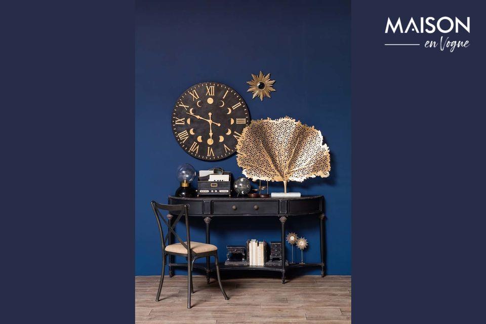 Un espejo solar con un diseño fascinante