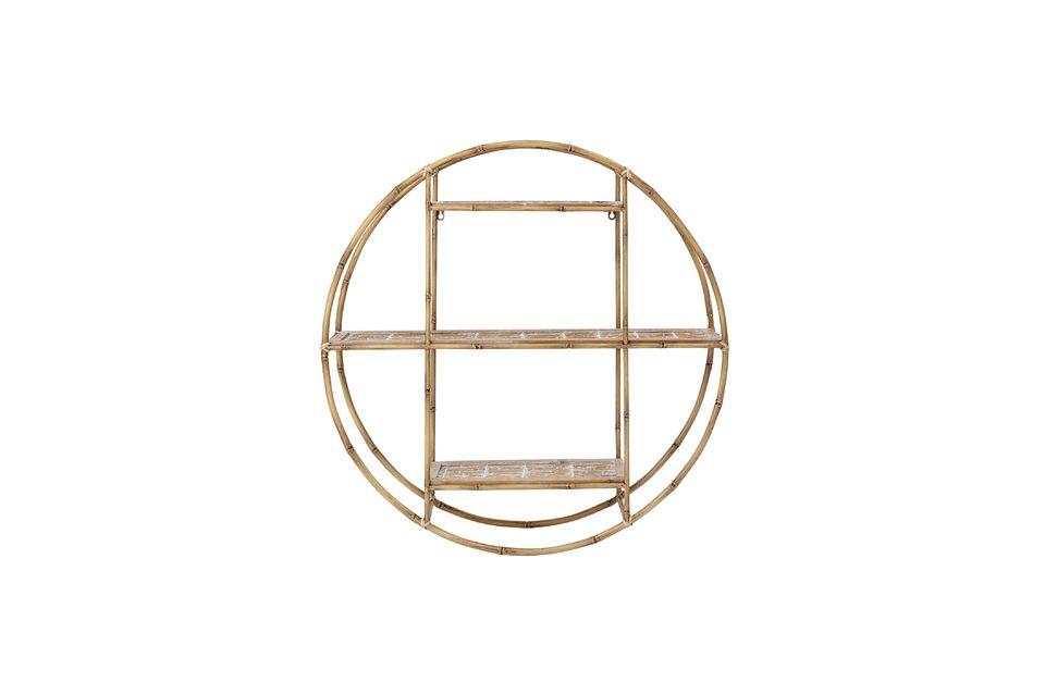 Su forma redonda dará un toque de originalidad a su decoración