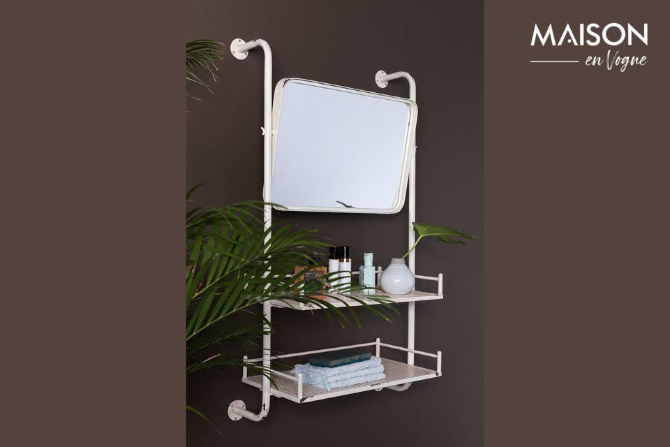 ¿Por qué elegir entre el espejo y el almacenamiento?