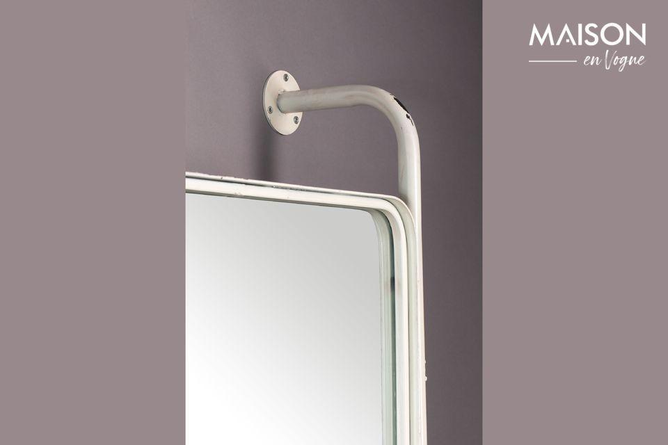 Estante y espejo de pared Barber - 6