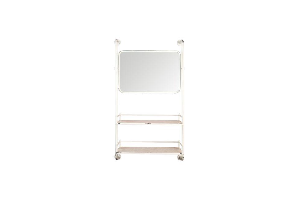 Estante y espejo de pared Barber - 9