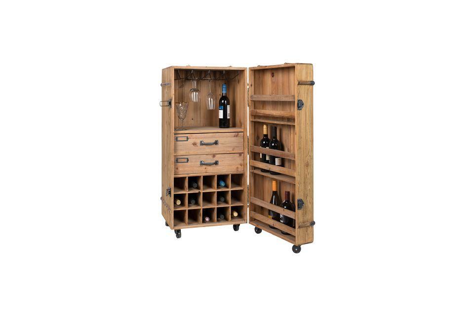 Gabinete de vinos Lico - 6