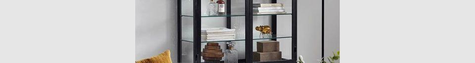 Descriptivo Materiales  Jarra de vidrio Lachy