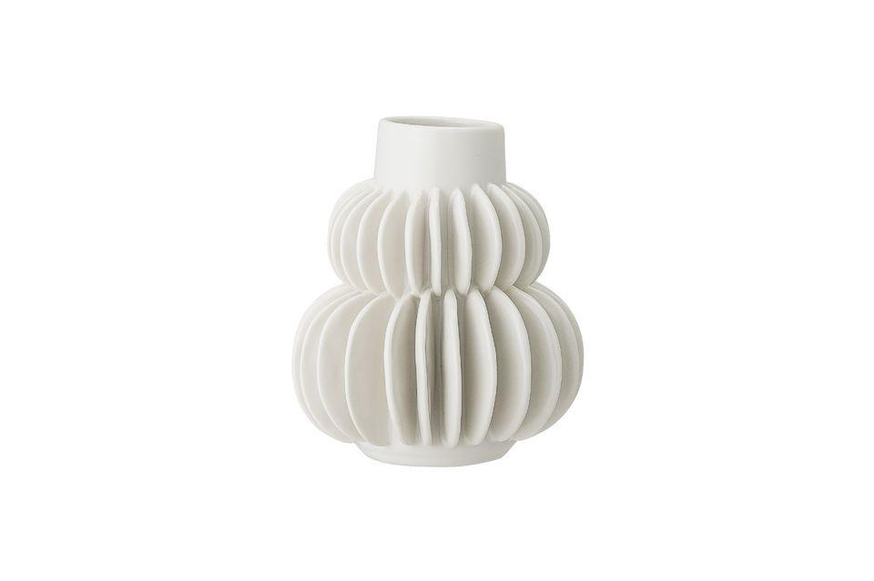 Con sus formas redondeadas, se mezclará armoniosamente con la decoración