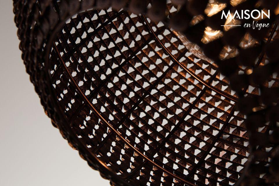 Lámpara colgante Cooper Round 40 centímetros - 9