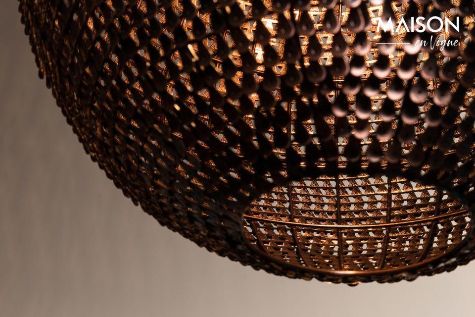 Lámpara colgante Cooper Round 40 centímetros - 10