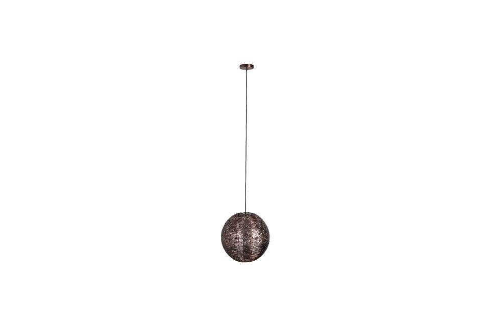Lámpara colgante Cooper Round 40 centímetros - 12