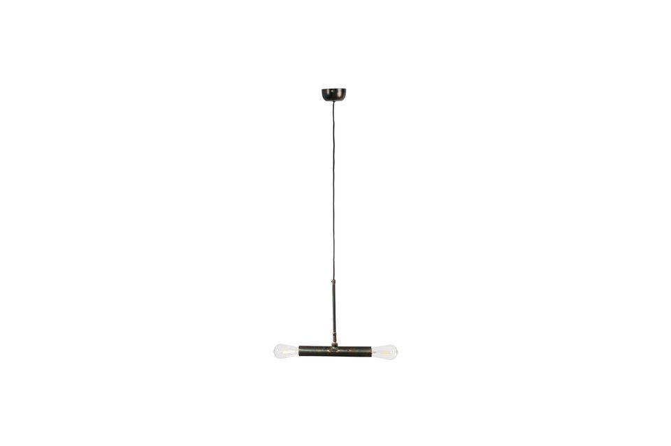 Lámpara colgante Doppio - 5