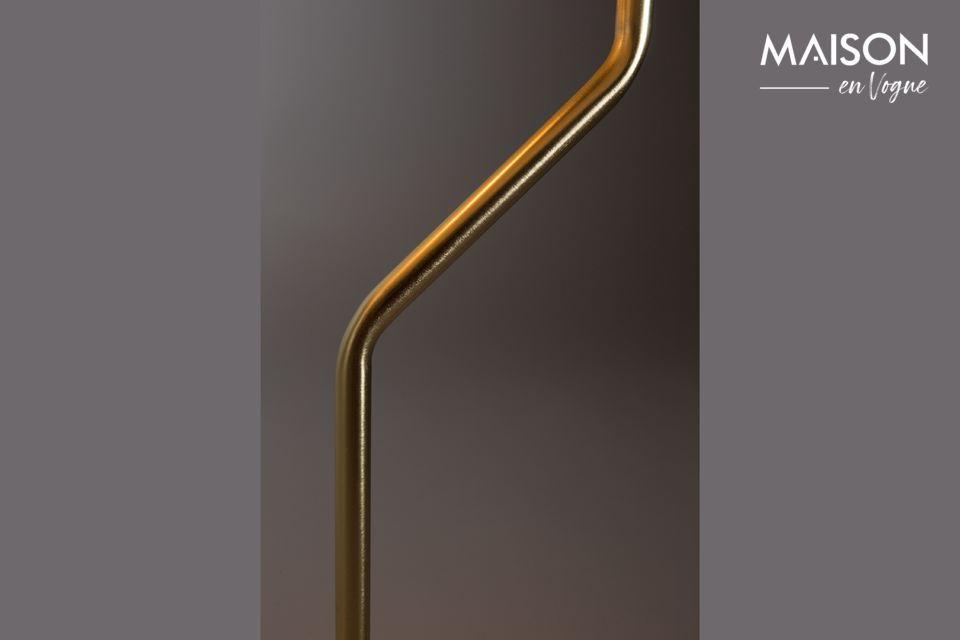 Esta lámpara es una verdadera obra de arte y