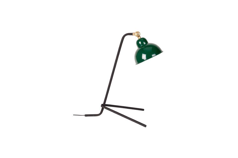 Lámpara de escritorio Jock verde - 7