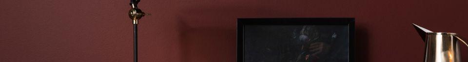 Descriptivo Materiales  Lámpara de escritorio Julius