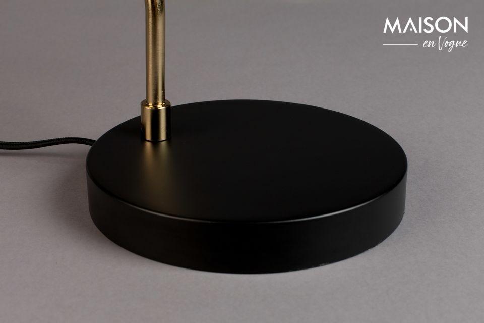 La lámpara de escritorio De Bureau Liam Black le ofrece ahora la oportunidad de combinar lo retro
