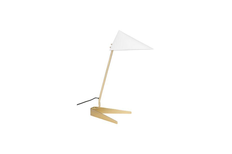 Lámpara de escritorio Lizzy blanco - 5
