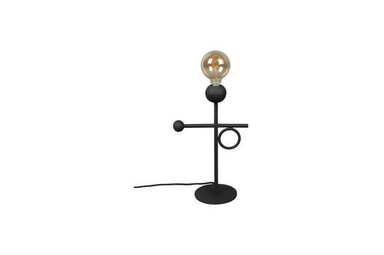Lámpara de escritorio Loyd Clipped
