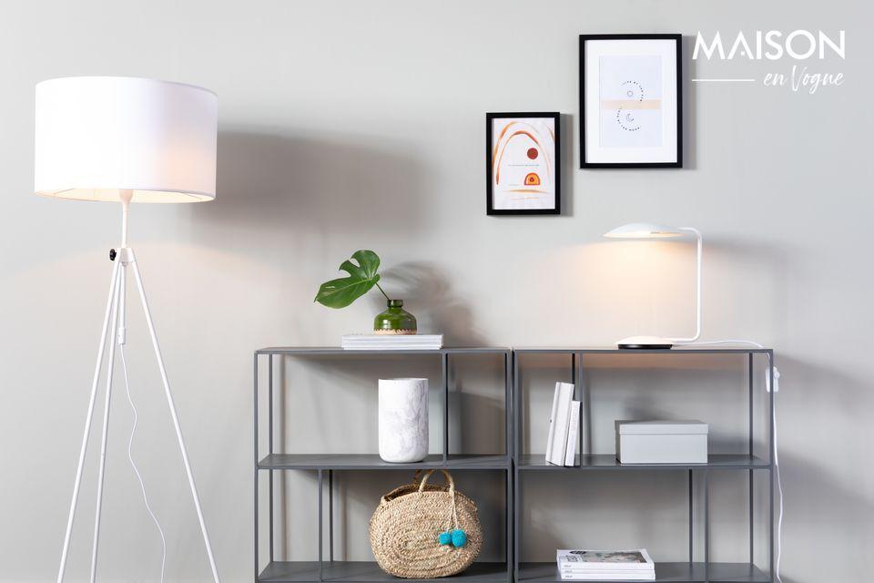 Una lámpara que sabe cómo ser olvidada