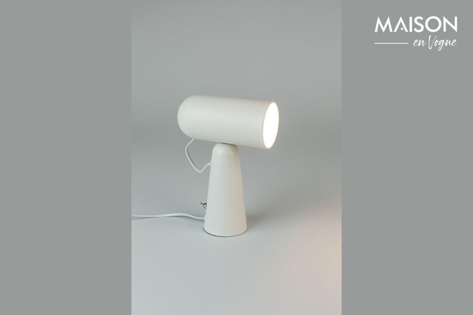 Lámpara de escritorio Vesper blanco White Label