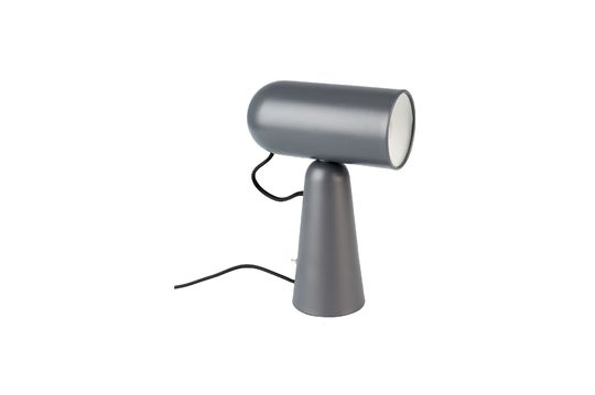 Lámpara de escritorio Vesper color gris oscuro Clipped
