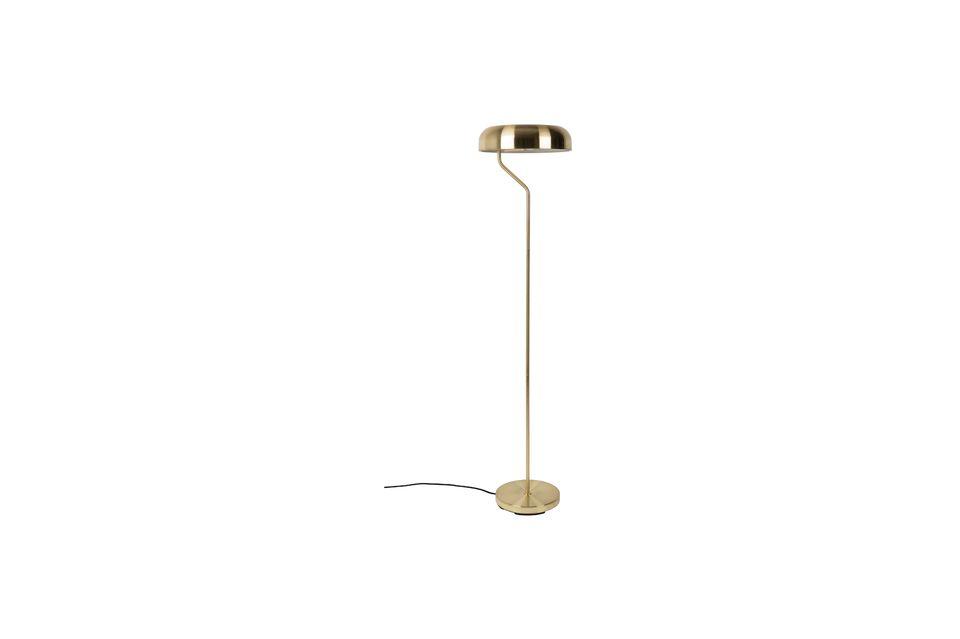 Lámpara de latón Eclipse - 8