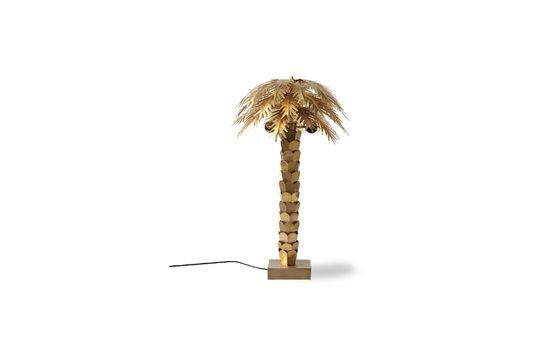 Lámpara de latón Palm