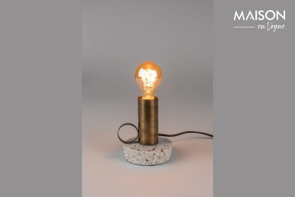 Una sofisticada lamparita