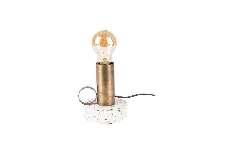 Lámpara de mesa Aria White Label