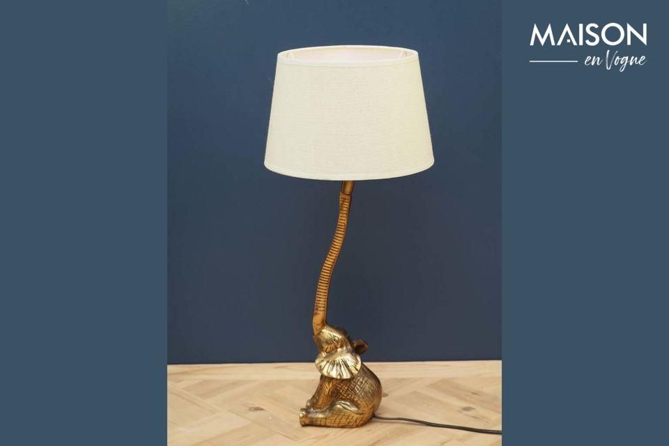 Lámpara de mesa Barrit Chehoma