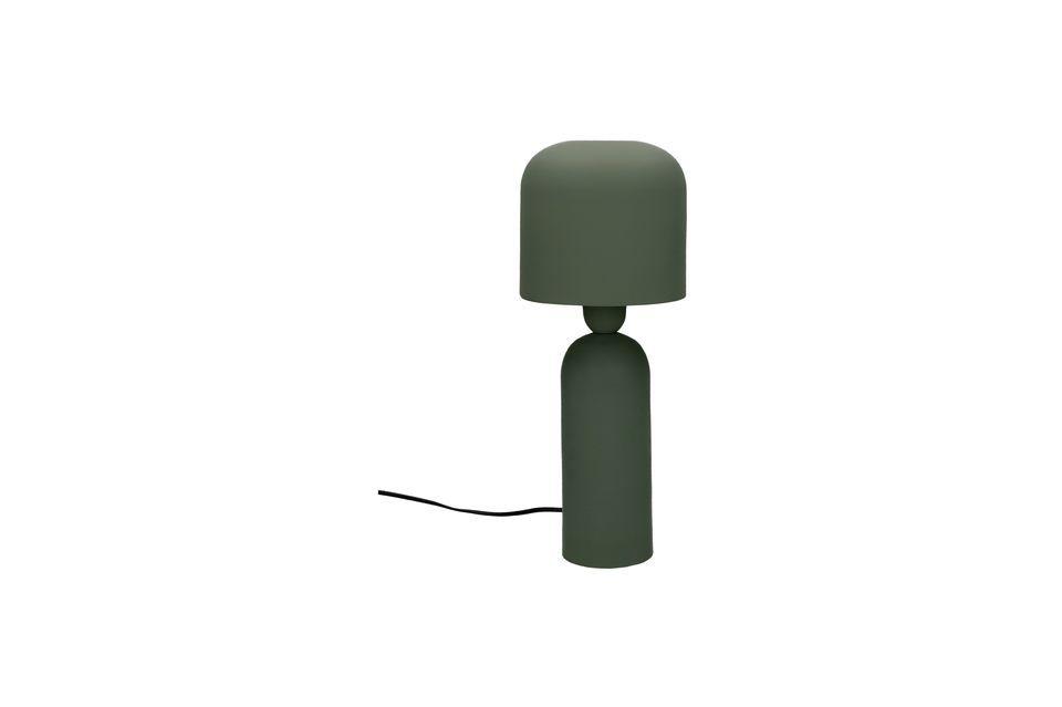 Lámpara de mesa Bul verde Pomax