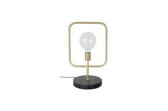 Lámpara de mesa Cubo Clipped