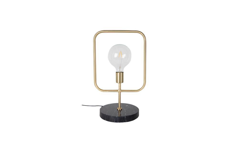 Lámpara de mesa Cubo - 7