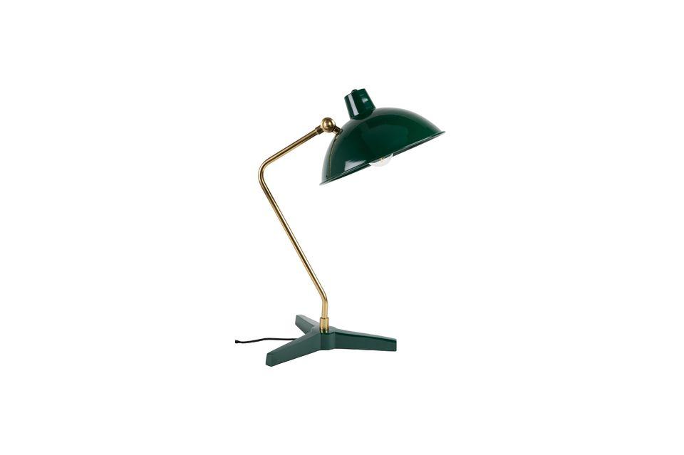 Lámpara de mesa Devi Dutch Bone