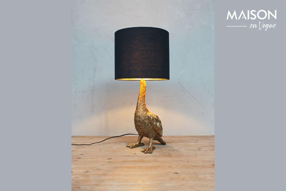 Lámpara de mesa Howard Chehoma