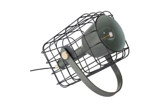Lámpara de mesa Jaula negra