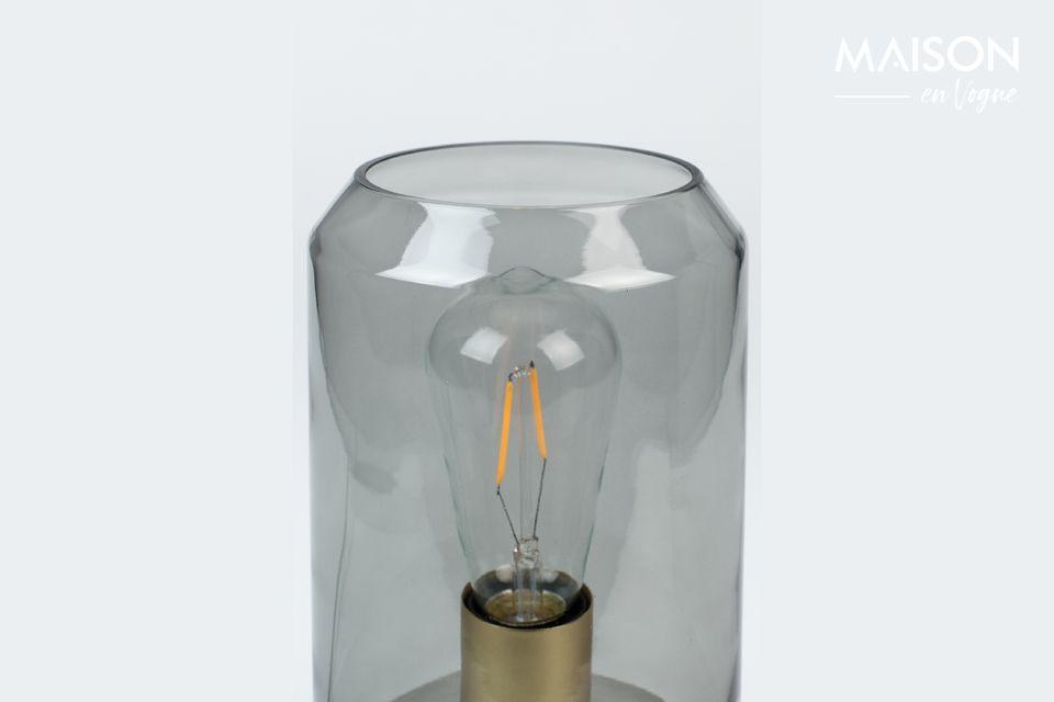 Lámpara de mesa moderna y elegante