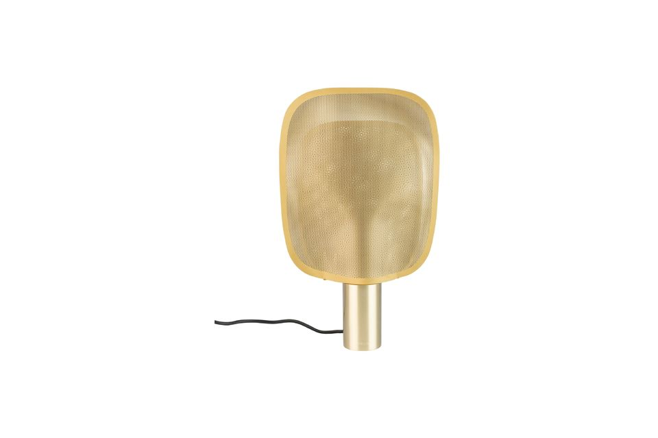 Lámpara de mesa Mai S de latón - 6