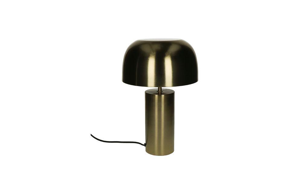 Lámpara de mesa Marti Gold Pomax