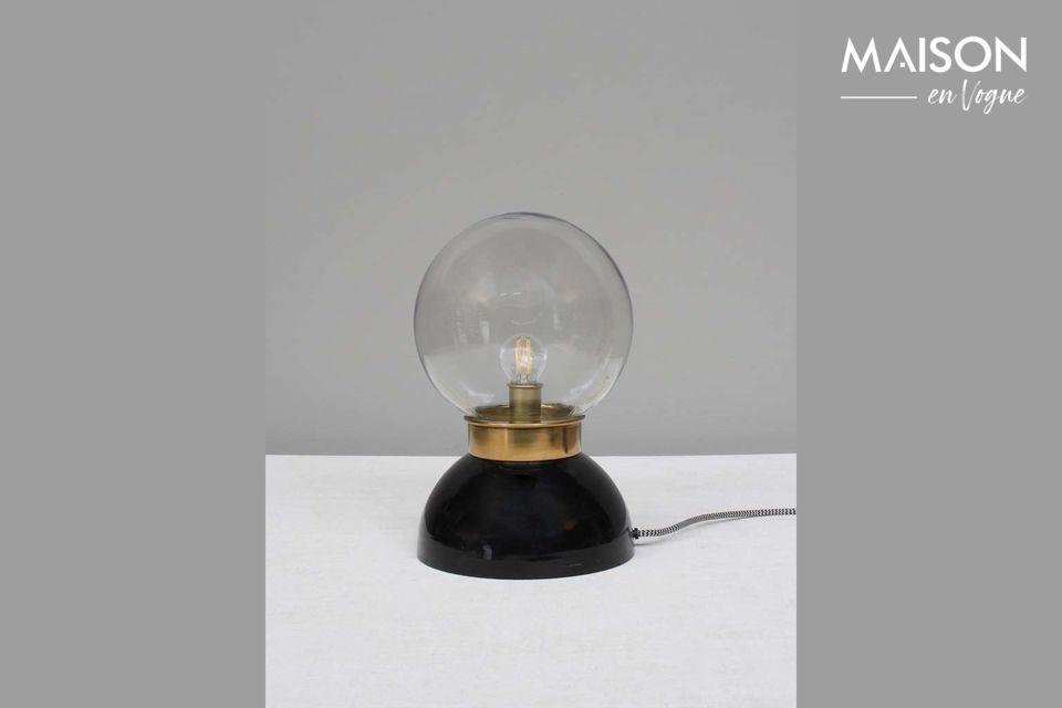 Lámpara de mesa Maurens Chehoma
