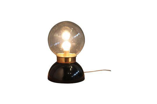 Lámpara de mesa Maurens Clipped