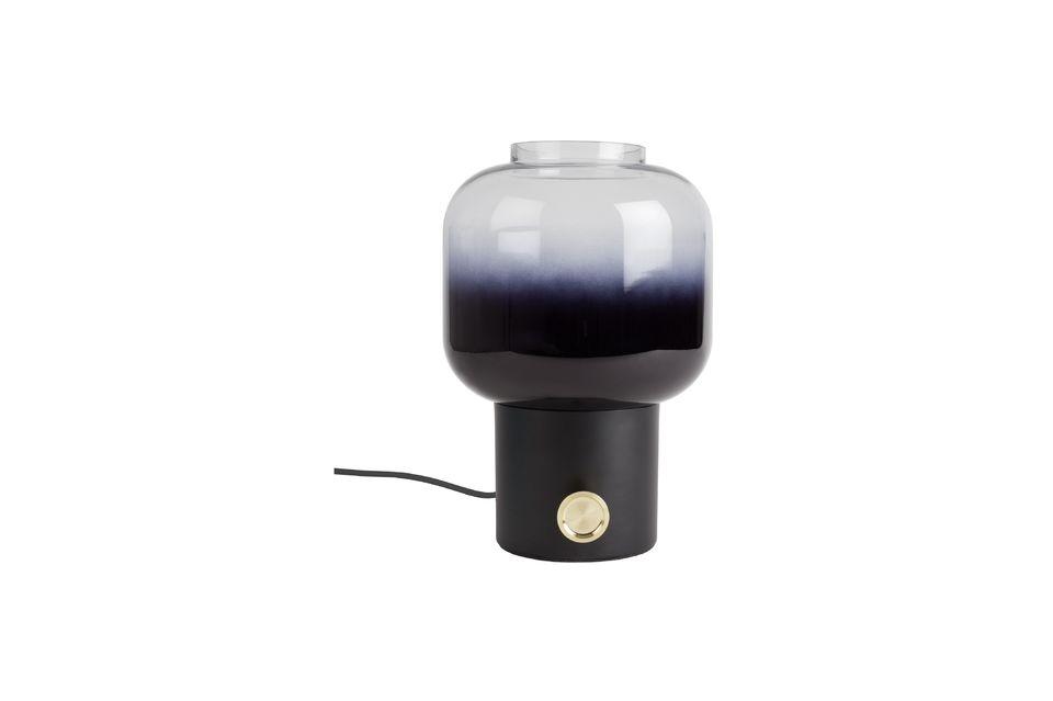 Lámpara de mesa Moody negro - 5