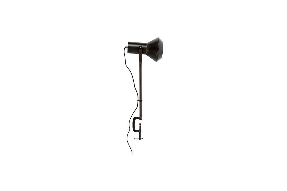 Lámpara de mesa negra Vox - 6
