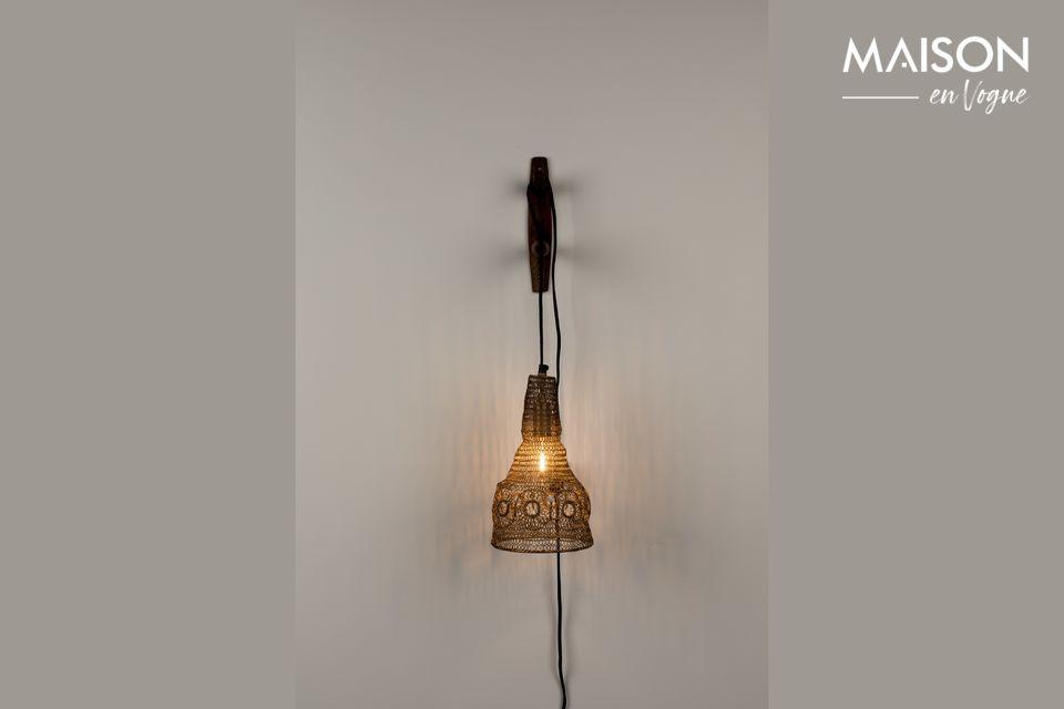 Lámpara de pared Alen White Label