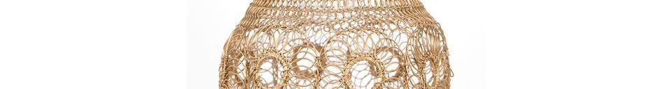 Descriptivo Materiales  Lámpara de pared Alen