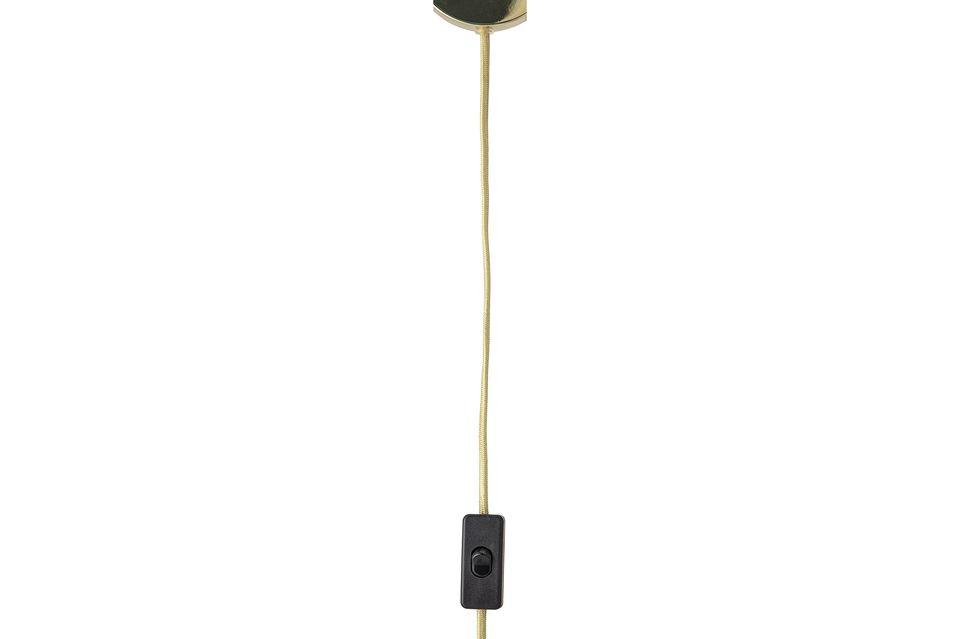 Una simple pero elegante lámpara