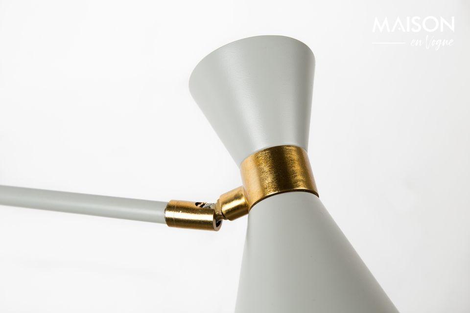 Ofrece una luz adaptada a su estado de ánimo gracias a su regulador integrado: suave y apagada