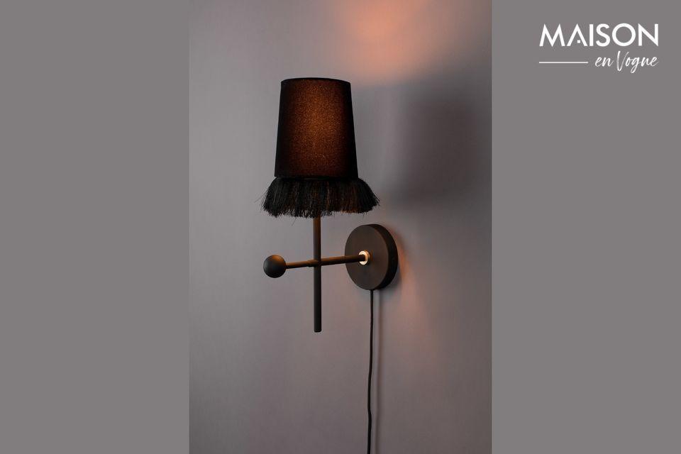 Lámpara de pared Loyd Dutch Bone