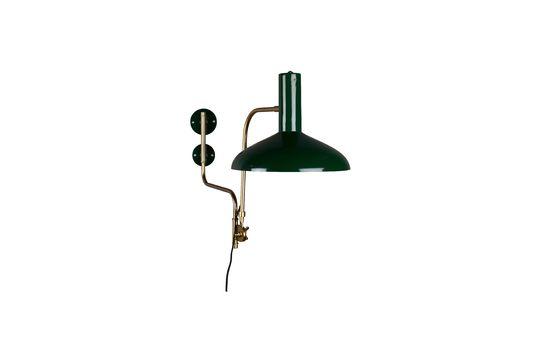 Lámpara de pared verde Devi