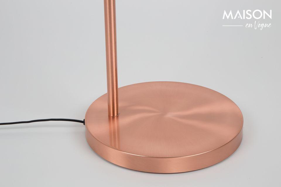 Lámpara de piso de cobreBuckle Head - 6