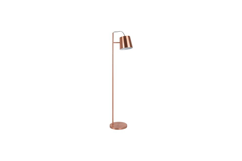 Lámpara de piso de cobreBuckle Head - 11