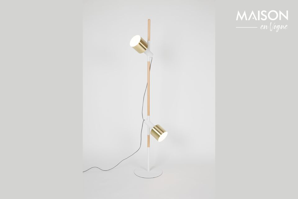Lámpara de piso Ivy - 7